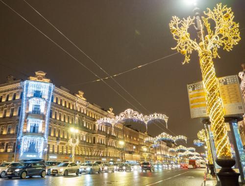 '19-'20 おロシア国新旧都めぐり02: St.ペテルブルク スリ連中の中心でスラレタカモ!!と叫ぶ