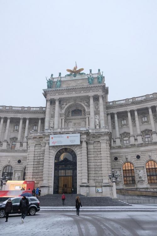 オーストリア観光2020 ウイーン市内とウイーン近郊 その2 王宮周辺