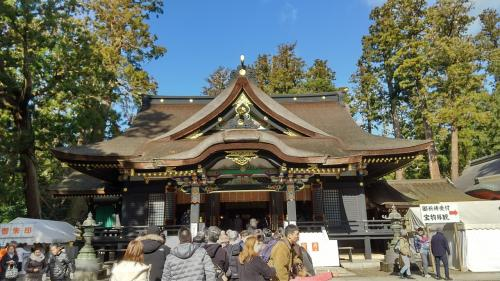 香取神宮に参拝。