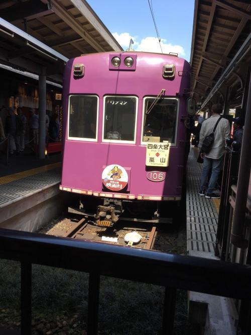 2019年5月、GW娘2人と京都日帰り清水寺と嵐山