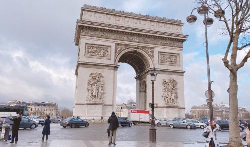 2020/1 初めてのパリはスト真っ只中!忘れられない旅に その3