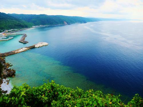 ['20沖縄旅] 行った人にしかわからない!?沖縄最北端の絶景