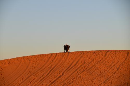 熟年夫婦、初めてのアフリカ大陸 モロッコへの旅③ アトラス越えの砂漠へ