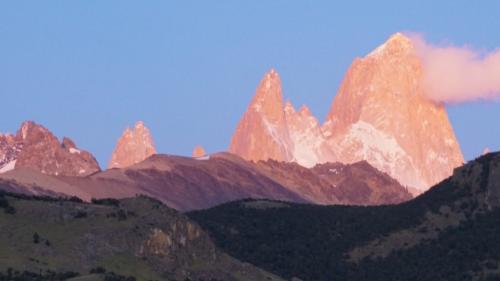 ♪ここは地の果てパタゴニア♪3日目、アルゼンチン編 いよいよエル・チャルテンからフィッツロイへ!
