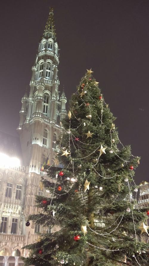 ベルギーで年越し&ベネチアcolorful散歩8日間 その2