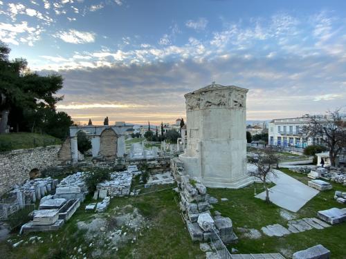 アテネ①ギリシャ料理の美味しさを知る