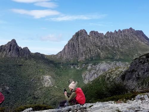 タスマニア周遊1300キロ その④ クレイドルマウンテン国立公園