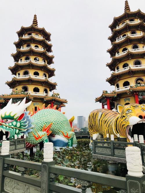 台湾・高雄格安旅行#1・2日目 B級グルメ旅