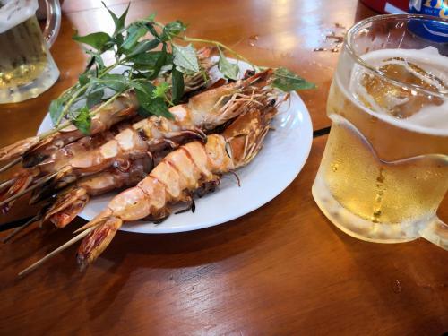 Phu quoc ~ Food restaurant 1日目&2日目
