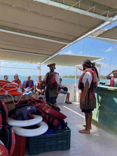 ノルウェージャン・エスケープで行く西カリブ海クルーズ とマイアミドライブ(その4 コスタマヤ)