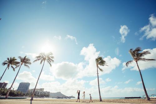 0歳児と行くハワイ:Day1~フライング・ホヌで行くハワイ~