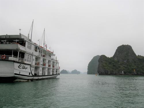 ハロン湾クルーズ船に1泊!ベトナム6日間の旅②(2020年2月)