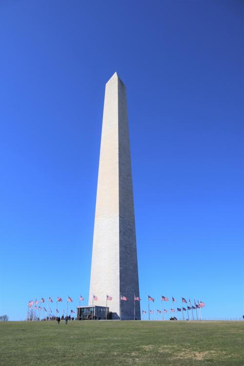 JALファーストクラス旅 3・ワシントンD.C.と帰路のJALファースト