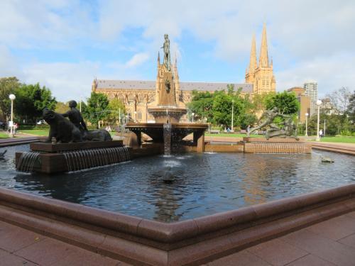 2020年オーストラリアF1のはずがシドニー街歩き