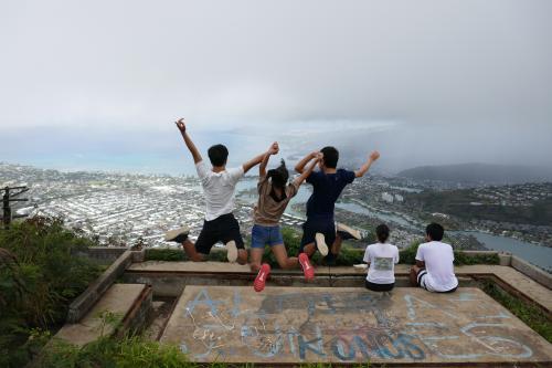 ハワイ@2020 Day 3 (ココヘッドトレイル)