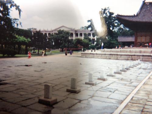 初韓国~1996年夏~ ああ!若かった!
