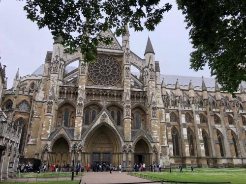 世界遺産ウエストミンスター大聖堂、国会議事堂、ロンドン塔、 大英博物館、キュー・ガーデンズに行く