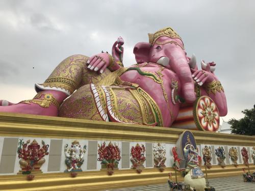 タイ旅行 絶対外せない観光スポット巡り