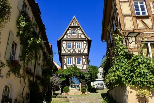 ドイツの小さな田舎町 バート・ヴィンプフェン ~ コロナ難を発想転換(^ー^)   お蔵入りしていた発掘画像で旅行記作成期間としょう!っと