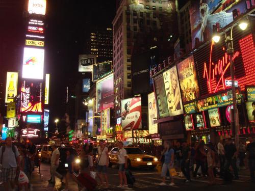 10年以上前のニューヨーク旅行