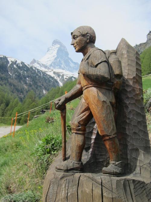 【2】Matterhornは待つ!小さな希望が見えた日*新型コロナウィルスに負けない*2020/5