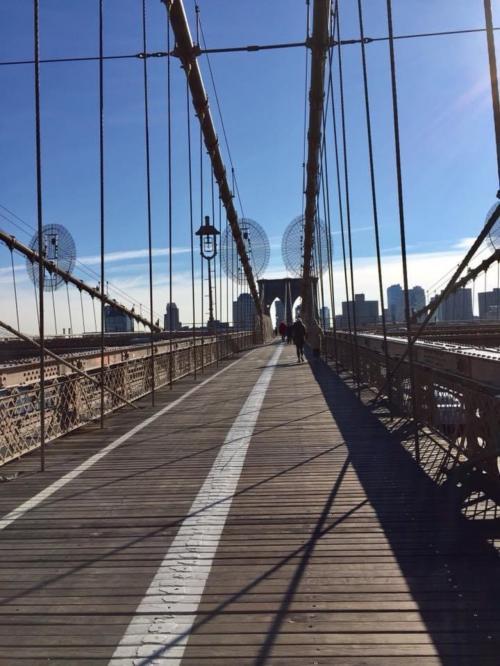 ニューヨークひとり旅  @ブルックリン