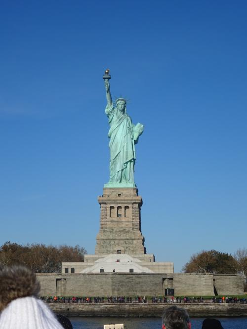 ニューヨーク滞在時のがっつり観光