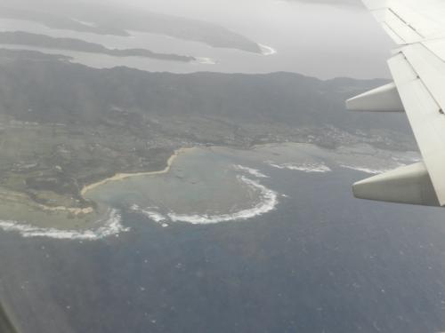帰路ももちろんJALで奄美→伊丹◆2017年1月・奄美大島で滝めぐり&カヌー体験《その10・最終章》