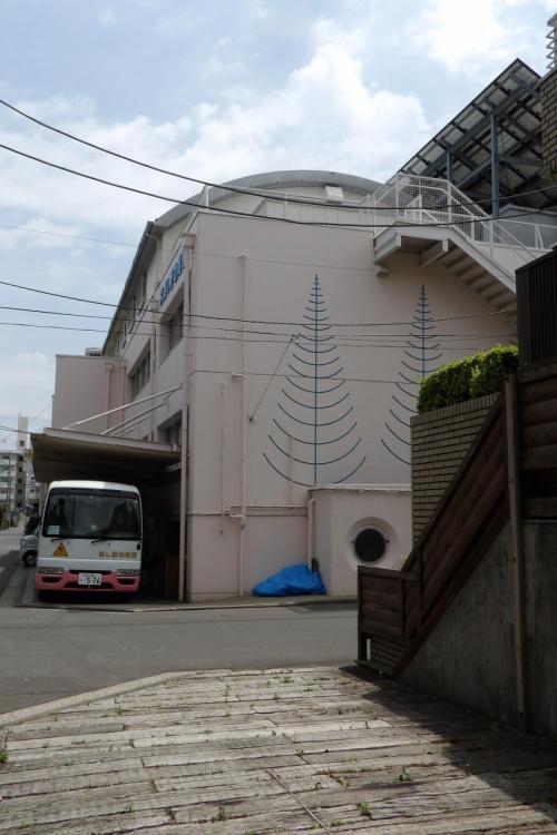 丸屋根の美し野幼稚園(横浜市港南区港南台4)