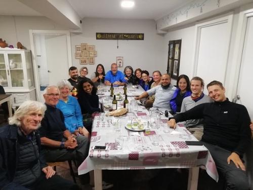 2019春 聖地サンティアゴ巡礼 北の道 Camino Norte(4)Bilbao to El Pontarron de Guriezo