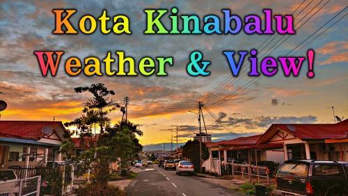マレーシア旅行、コタキナバル天気情報。雨季、旅行装い、湿度、紫外線情報など