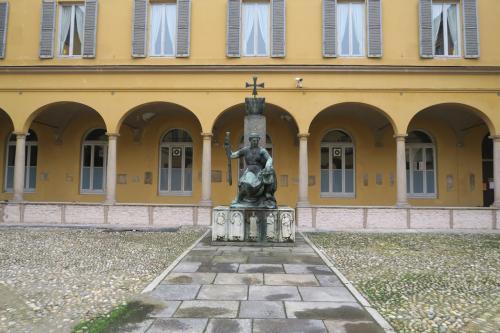 もう一度行きたいパヴィア! パヴィア大学と地下聖堂へ