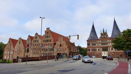 ドイツ縦断旅 〈北の街・鉄道編〉~リューデスハイム・マインツ・ベルリン・リューベック・ハンブルク