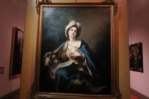 雨のミラノは美術館に行こう! 司教区博物館に感動!