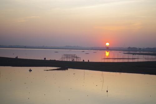 ミャンマー③マンダレー周辺バイタク一日観光
