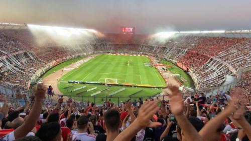 ブエノスアイレスでサッカー三昧