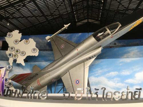 タイ王国航空博物館 タイ空軍博物館 飛行機博物館