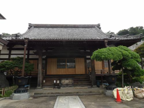 海照寺(横浜市磯子区坂下町)