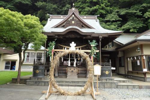 根岸八幡神社(横浜市磯子区西町)