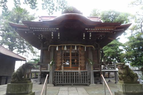 八幡神社(横浜市磯子区原町)