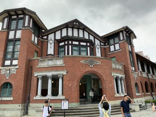 OPENしました、鐵道博物館