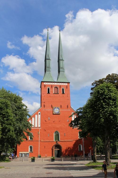 ガラスの王国  Växjö大聖堂