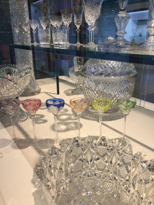 ガラスの王国  ガラス博物館