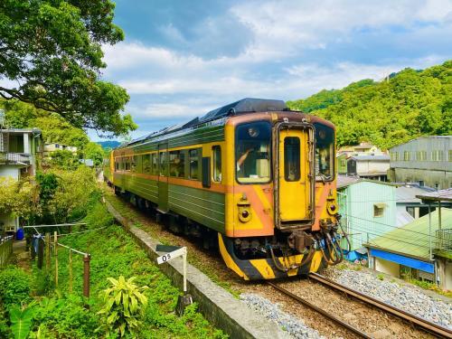 鉄道を使わない台湾鉄道平渓線の旅