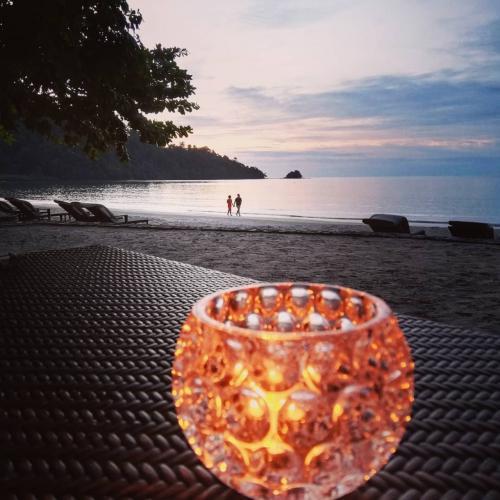 自然豊かなランカウイ島の高級リゾートのダタイで3泊4日