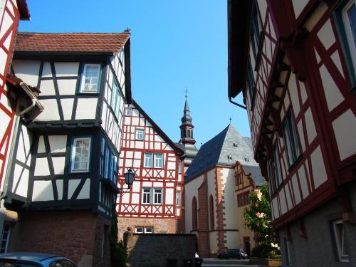 ビューディンゲンの旧市街