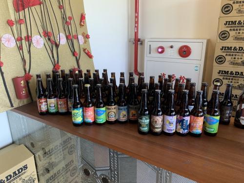 半日宜蘭 アルコールの旅