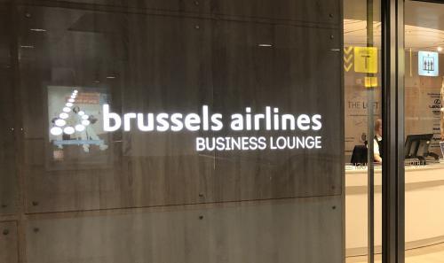 2020年 アフリカ中西部-G(ベルギー編)/ブリュッセル国際空港乗り継ぎ