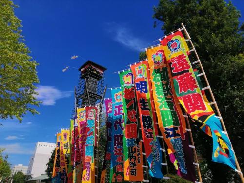 東京下町で東京観光(国技館で大相撲~スカイツリー)