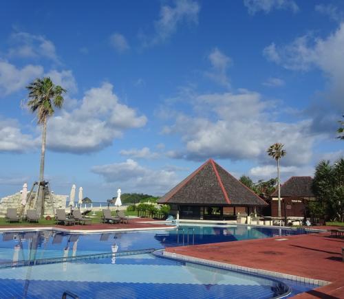 10月の沖縄旅行 2泊3日 オクマプライベートビーチ&リゾート 宿泊情報